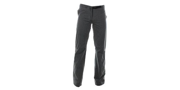 Dámské antracitové kalhoty Hannah