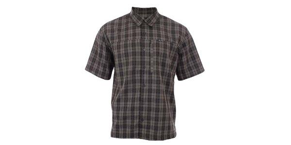 Pánská funkční kostkovaná košile Hannah