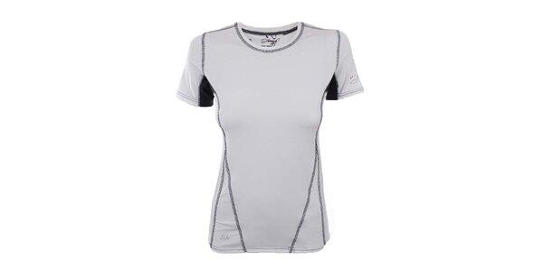 Dámské bílé funkční tričko Hannah