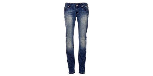 Dámské modré džíny Exe Jeans