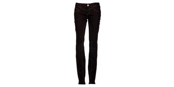 Dámské černé džíny Exe Jeans
