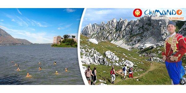 Poznávací zájezd za krásami Černé Hory (12 dní)