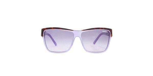 Dámské fialové sluneční brýle Carrera