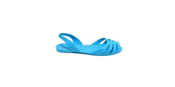 Dámské modré sandály Favolla