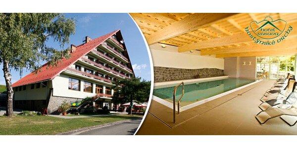 Pohoda, wellness i výlety v Hostýnských vrších