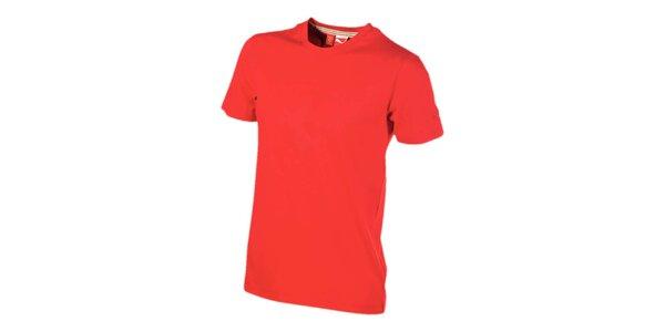Červené tričko se znakem Ferrari Puma