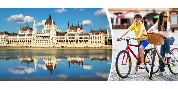 Z Budapešti do Ostřihomi na kole