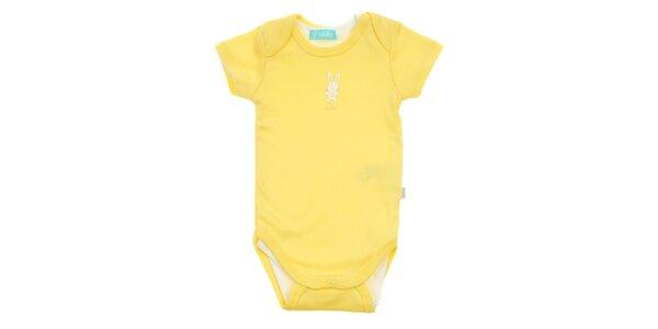 Vanilkově žluté body Lullaby