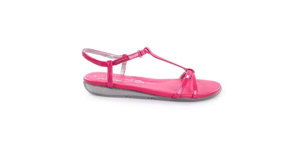 Dámské růžové sandály DKNY Active
