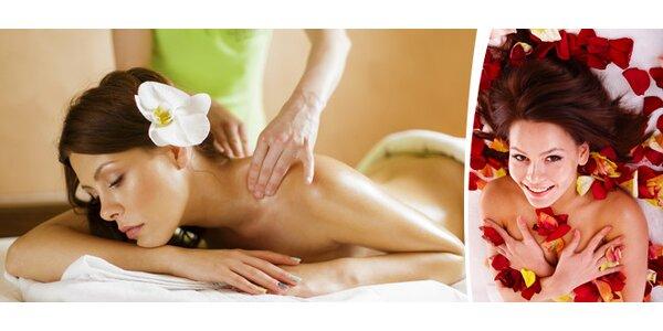 Energetická masáž pro ženy s prvky tantry v délce 60 minut