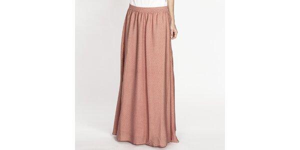 Dámská dlouhá vzorovaná sukně Tantra