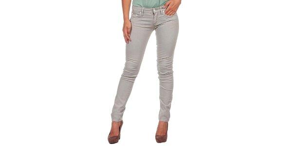Dámské šedé džíny Calvin Klein