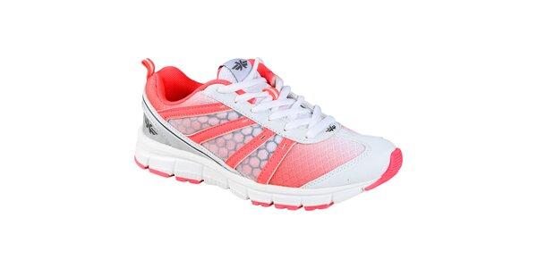 EXIray Cyntia dámská tréninková obuv, šedo-růžová
