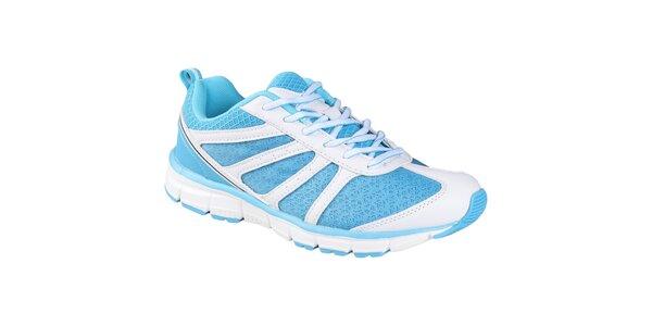 EXIray Sofia dámská tréninková obuv, modro-bílá