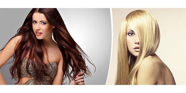 Profesionální střih a péče pro všechny délky vlasů