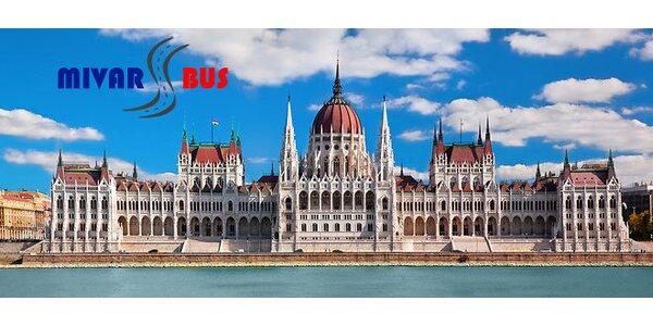 Výlet do Budapešti