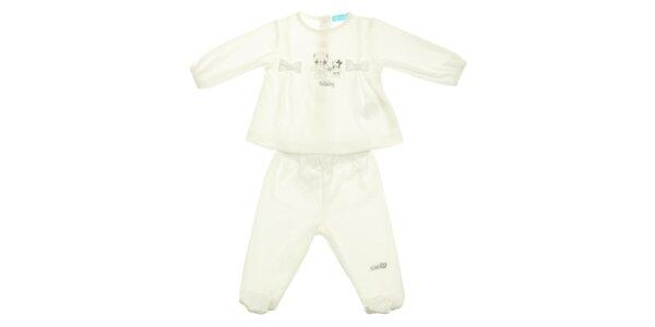 Dětská souprava Lullaby - kabátek a polodupačky