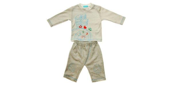 Dětská souprava Lullaby - tepláčky a tričko