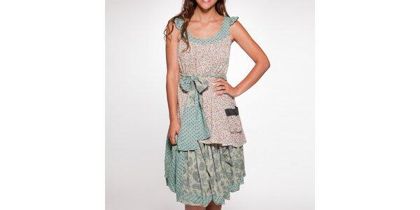 Dámské vzorované šaty Ian Mosh