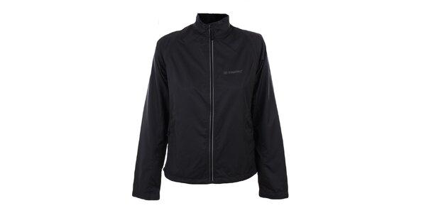 Dámská černá bunda a zárověň vesta Trimm