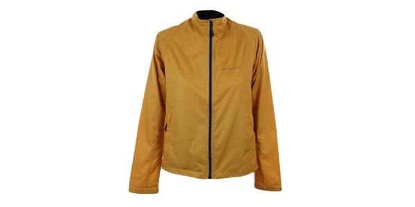 Dámská žlutá bunda a zárověň vesta Trimm