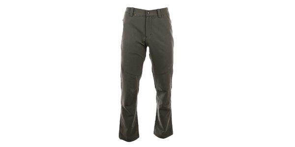Pánské khaki outdoorové kalhoty Trimm