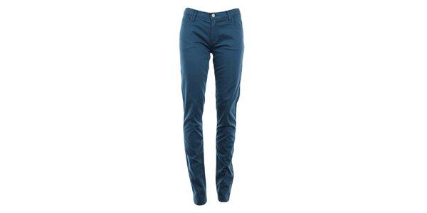Dámské modré skinny kalhoty Monkee Genes