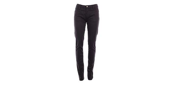 Dámské tmavě šedé skinny kalhoty Monkee Genes