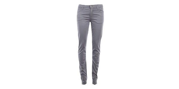 Dámské šedé skinny kalhoty Monkee Genes