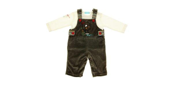 dětská souprava Lullaby - kalhotky a tričko