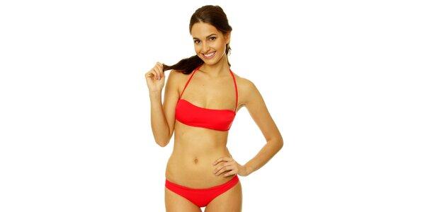 Dámské červené bikini Gianfranco Ferré