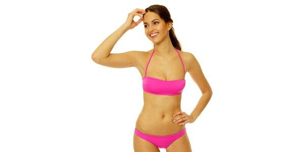 Dámské fuchsiové bikini Gianfranco Ferré