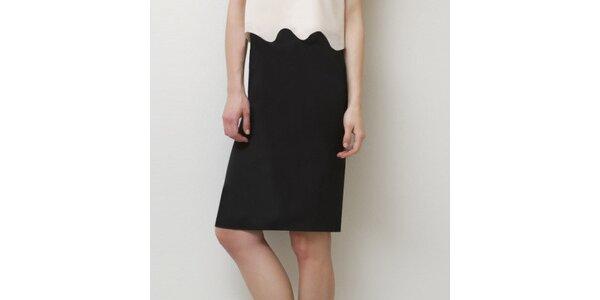 Dámská černá sukně Mija