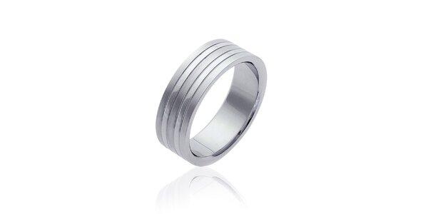 Dámský ocelový prsten Fifi Ange