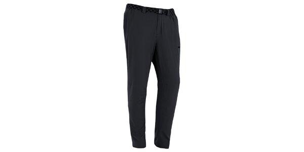 Pánské černé outdoorové kalhoty Izas