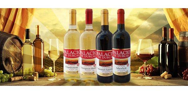 12 láhví španělských vín Cuvée Palacio dle výběru