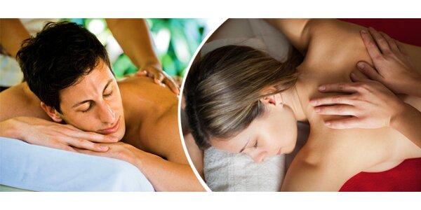 Ruční lymfatická masáž dle vašeho výběru