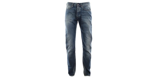 Pánské modré šisované džíny Big Star