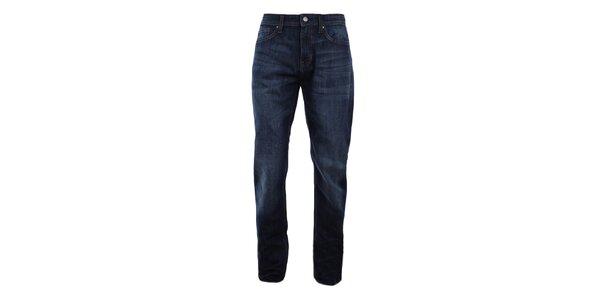 Pánské tmavě modré klasické džíny Big Star