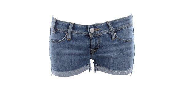 Dámské džínové šortky s trhaným efektem Big Star 23c85c5ee2