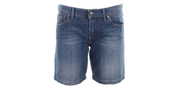 Dámské delší džínové šortky Big Star
