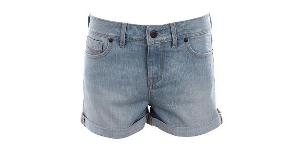 Dámské světlé džínové šortky Big Star