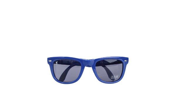 Modré sluneční brýle Wize & Ope