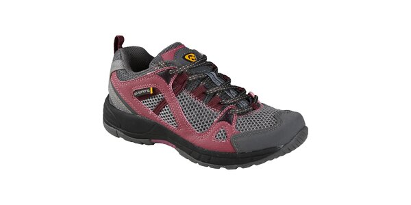 EVERETT Vitura Pink dámská treková obuv