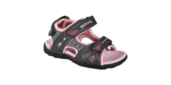 Gravel vycházkové sandále pro holky