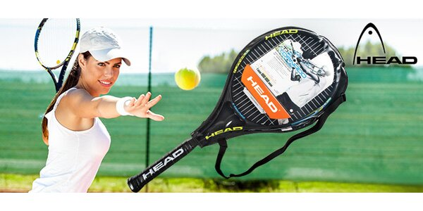 Tenisové rakety Head pro začátečníky a rekreační hráče