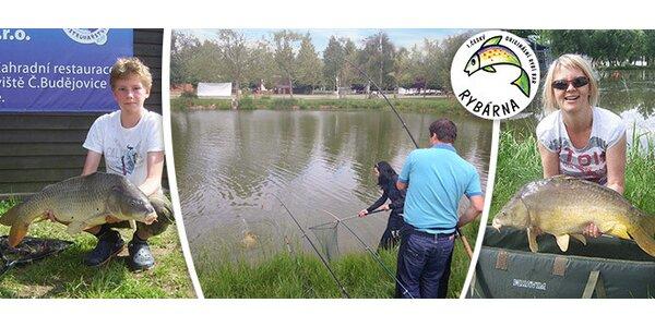 Chyť životní úlovek nebo Na rybách s dětmi