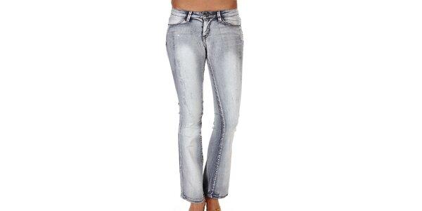 Dámské šisované džíny s oděrkami Custo Barcelona