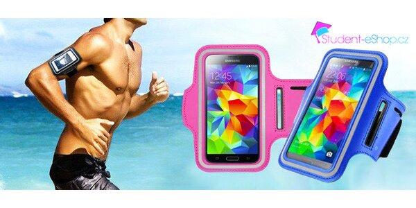 Sportovní pouzdro na smartphone s dodáním