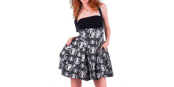 Dámská sukně s potiskem Nelita